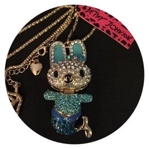 Bunny Mermaid Pendant